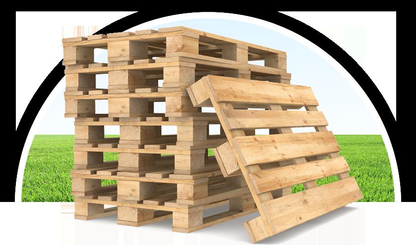 Wspaniały Skup i sprzedaż palet drewnianych, europalet, transport, producent KE67